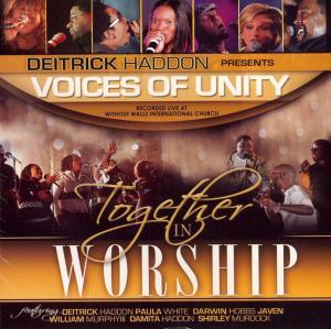 "Voices Of Unity ""Together In Worship"""